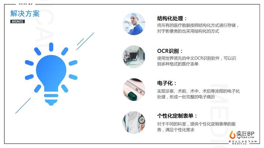 [醫生捷]云端醫療數據管理平臺商業計劃書模板范文-undefined