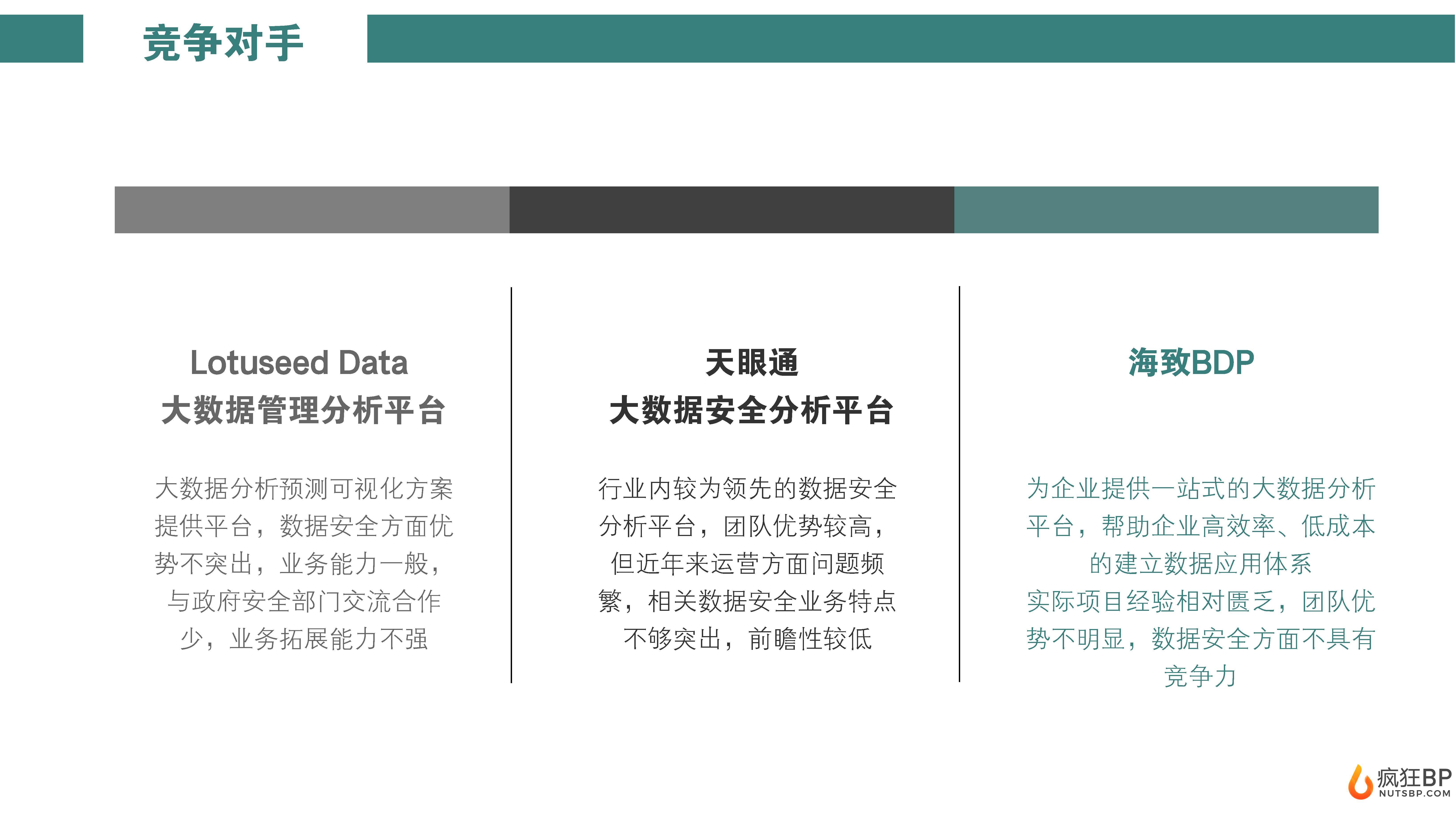 [睿科大數據]大數據安全分析平臺商業計劃書-undefined